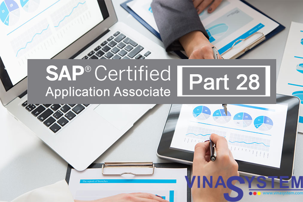 SAP Certified Application Associate - SAP Business One Release (Part 28)