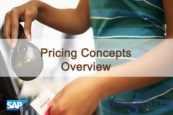 Pricing Concepts in SAP Business One - Pricing Concepts Overview