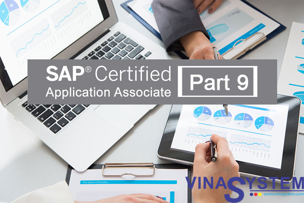 SAP Certified Application Associate - SAP Business One Release (Part 9)