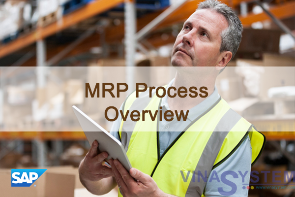 Material Requirements Planning (MRP) Process  in SAP Business One
