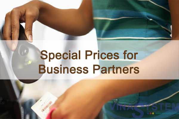 Special Prices for Business Partners in SAP Business One - Overview