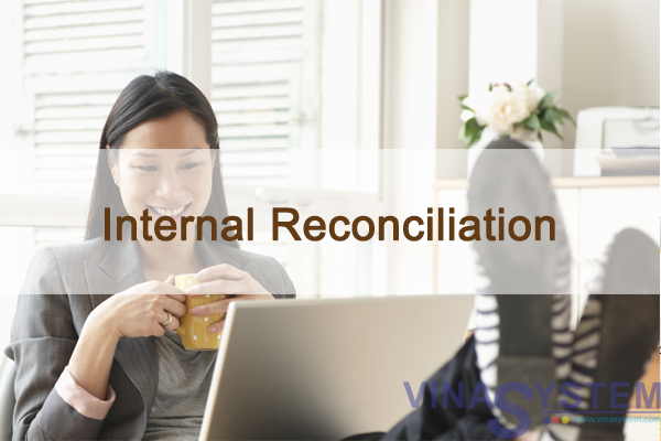 Internal Reconciliation in SAP Business One