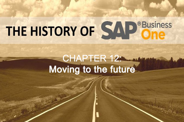 SAP Business One: Moving the Future