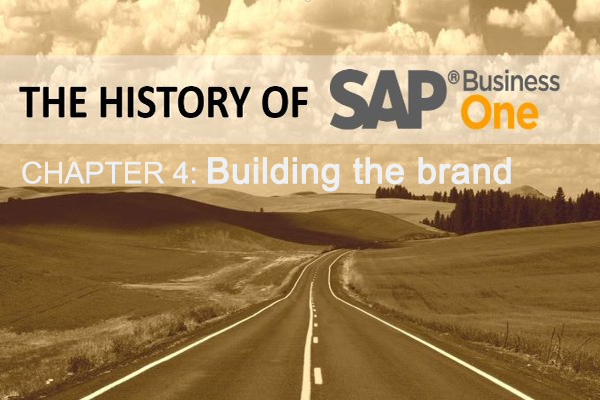 SAP Business One: Building the brand