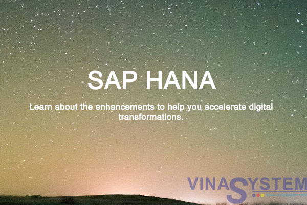 SAP HANA Document  - SAP HANA PLATFORM