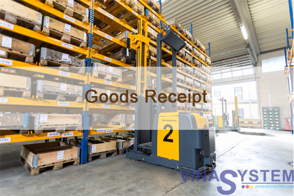 SAP Business One - User Guide for Goods Receipt