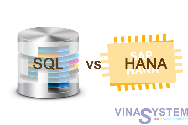 Comparison of SAP Business One SQL vs SAP Business One HANA
