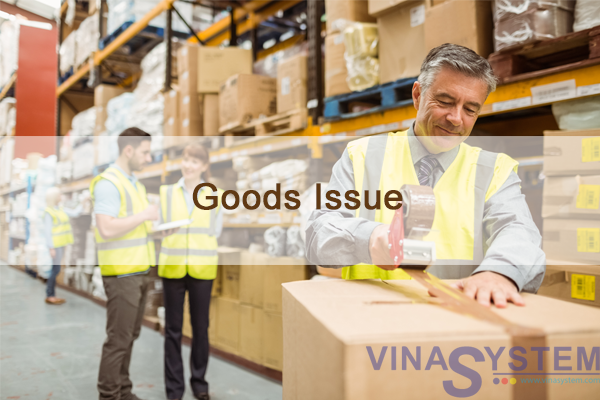 SAP Business One - User Guide for Goods Issue