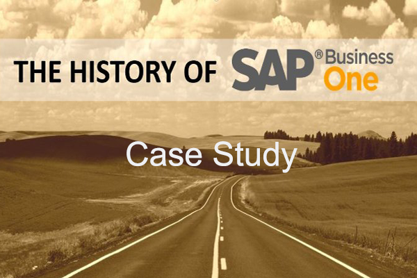 All Storise about ERP solution - SAP Business One
