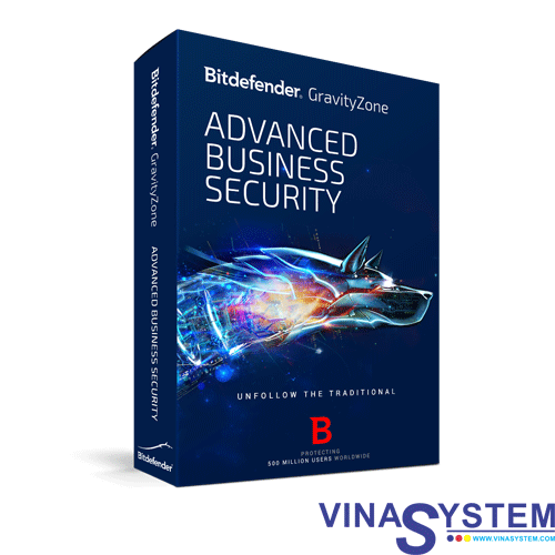 Bitdefender End Point for Business Vina System